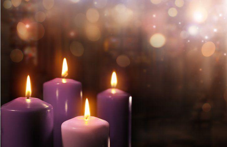 Eredeti adventi és karácsonyi dekoráció