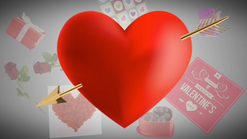 Valentin-napi szokások