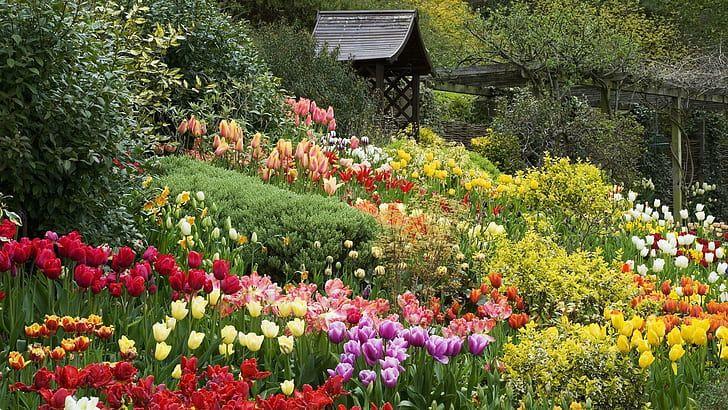 Kerti munkák tavasszal
