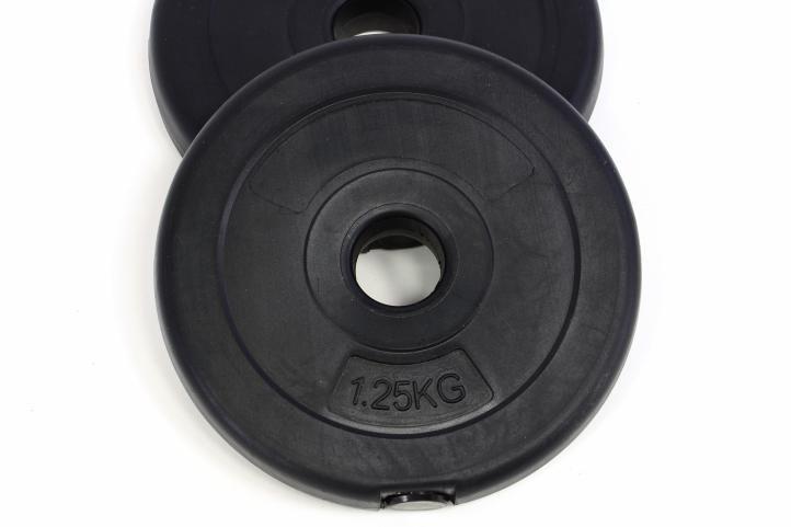 Kétkezes súlyzó készlet - 35 kg