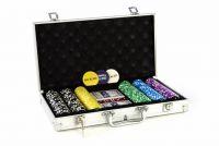 Póker zseton készlet ULTIMATE - 300 db