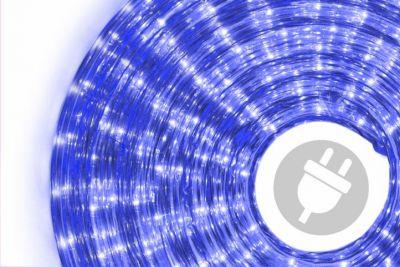 Fénykábel 20 m - kék, 720 mikro izzó