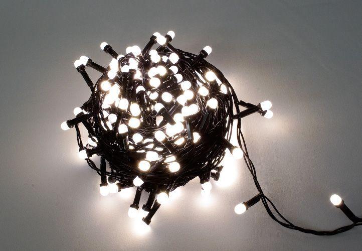 Karácsonyi LED világítás Garth 18 m - meleg fehér, 200 dióda