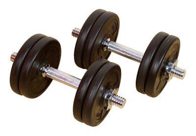 Profi egykezes súlyzó szett, 2 x 7,5 kg