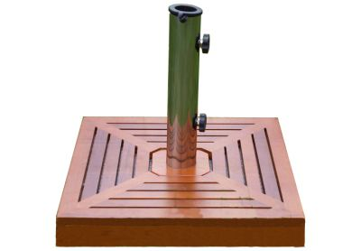 Napernyőtalp GARTHEN 40 kg - gránit / rozsdamentes