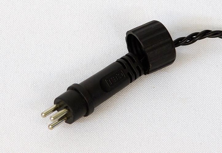 diLED bővíthető kábel csatlakozóval