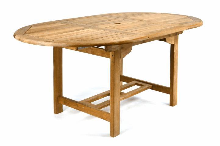 Kerti bútor készlet DIVERO - teakfa