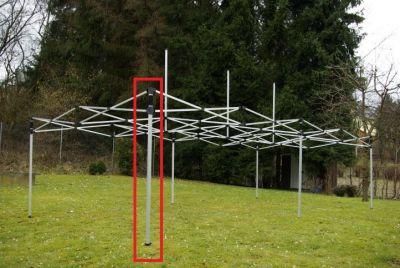 Tartóláb - pótalkatrész összecsukható PROFI sátorhoz
