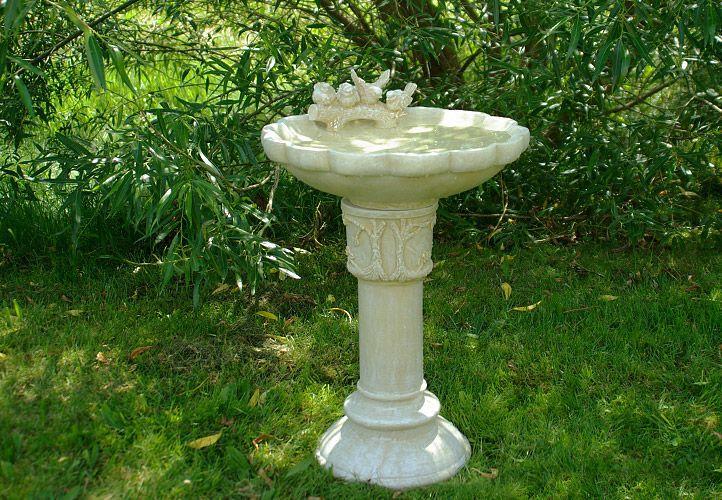 Madárfürdető - kerti dekoráció Garth