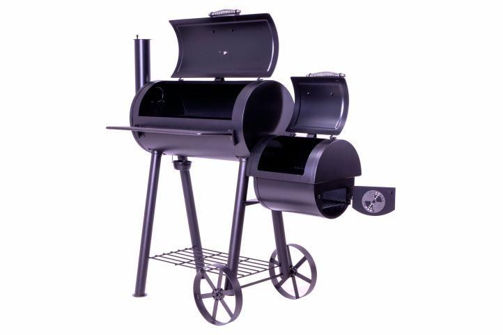 Kerti grillsütő BBQ Garth - 32 kg