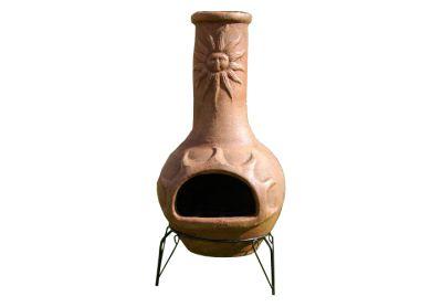 TERA Kerti terrakotta kemence 95 cm