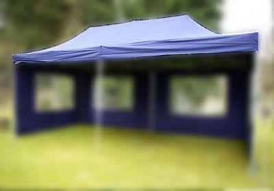 Tartalék tető parti sátorhoz - 3 x 6 m - kék