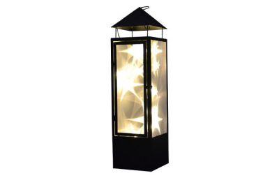 Karácsonyi dísz 3D lámpás 70cm/20x LED - meleg fehér