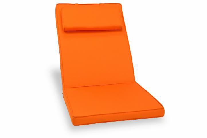 Párna kerti székre Garth - narancssárga