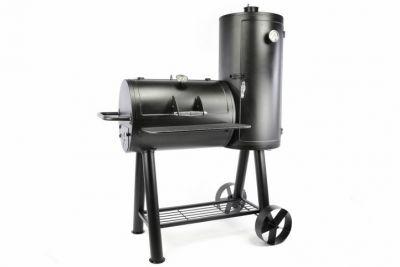 Smoker Grill füstölő BBQ XXXL 70 kg Barbecue