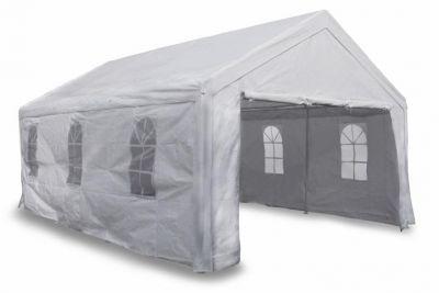Kerti party sátor 4 x 6 m fehér