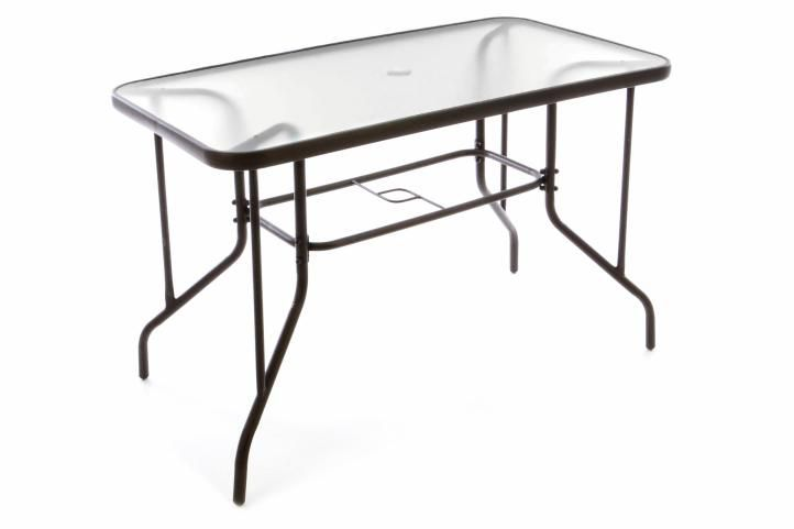 Kerti bútor készlet GARTH - barna