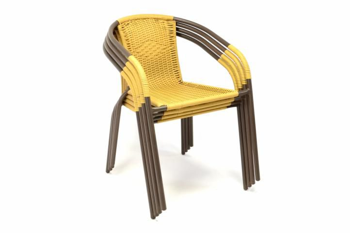 Kerti bútor készlet GARTH - bézs