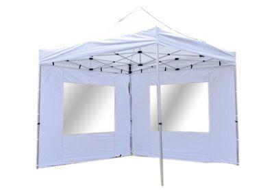 Összecsukható kerti sátor PROFI 3 x 3 m - fehér