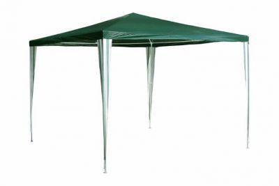 Kerti parti sátor GARTHEN - zöld 3 x 3 m