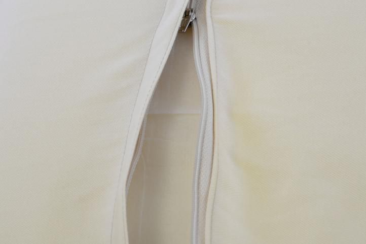 Kerti párna DIVERO - krémszínű
