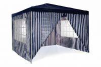 Kerti sátor 3 x 3 m - kék