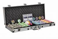 Póker zseton készlet OCEAN Champion - 500 db