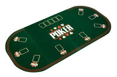 Kihajtható póker asztallap