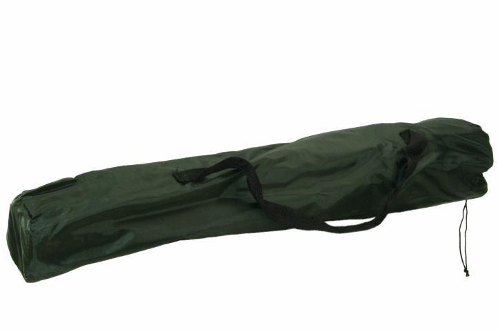 Kempingszék összecsukható DIVERO® - zöld