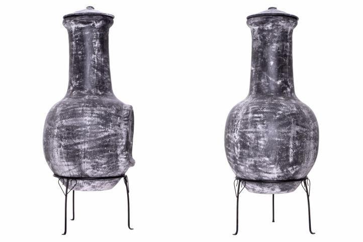 Kerti terrakotta kemence FUERTE - 103 cm