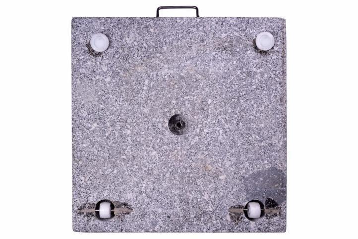 Napernyőtalp gránit - 40 kg