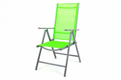 Összecsukható kerti szék - zöld