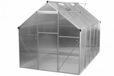 Garth üvegház 311 x 190 x 195 cm – 2 szellőző ablak