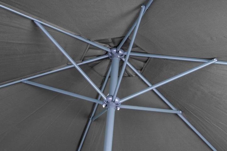 Napernyő Ø 300 cm - antracit