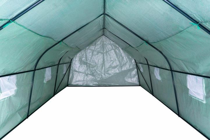 Fóliasátor GARTHEN - 600 x 280 cm