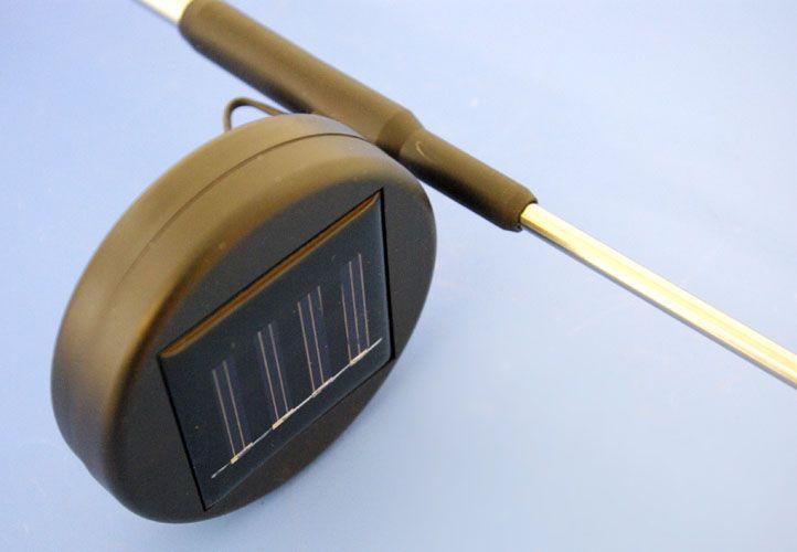 Kerti szoláris LED lámpa készlet Garth, 3 db - kolibri