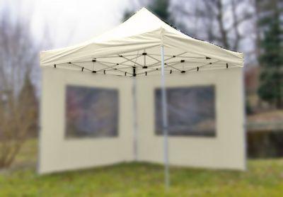 PROFI póttető kerti összecsukható sátorhoz 3 x 3 m - pezsgőszín