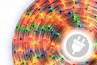 Fénykábel 10 m - színes, 360 mikro izzó
