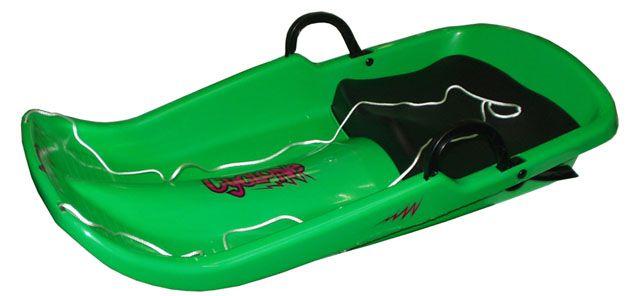 Műanyag bob CYCLONE A2036 - zöld