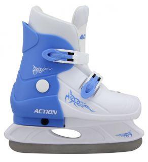 Jégkorong korcsolya széthúzható gyermek - mér.29-32