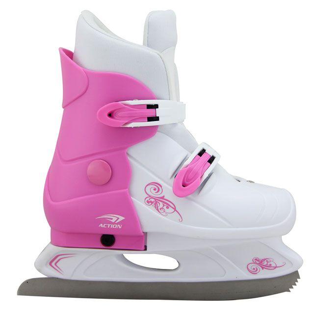 Széthúzható korcsolya lányok számára - mér. 29 - 32