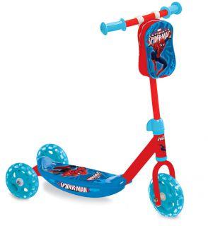 Gyerek roller 3 kerék - Spiderman