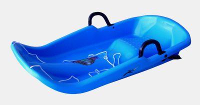 Müanyag bob TWISTER A2029-MO - kék