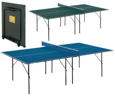 Asztalitenisz pingpong asztal SPONETA S1-53i - kék
