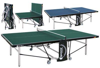 Asztalitenisz pingpong asztal SPONETA S5-72i - zöld
