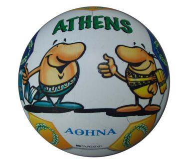Athens nyomtatott labda