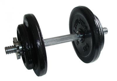 Egykezes kézisúlyzó - 17 kg
