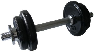 Egykezes kézisúlyzó - 8,5 kg