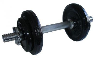 Egykezes kézisúlyzó - 9 kg