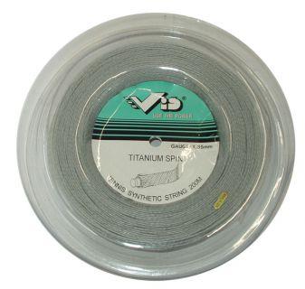 Teniszütő húr Titanium Spin 1,35mm 200m